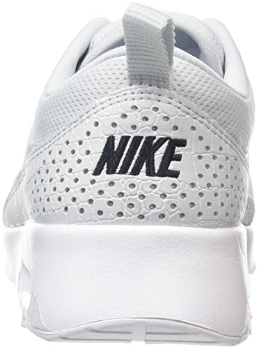 Gris Platinum Argent Baskets white NIKE Max Air Thea Black Femme Pure xRpwTR0FqH