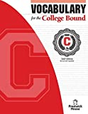 Vocabulary for the College Bound - Book C by James Scott (2014-08-01)