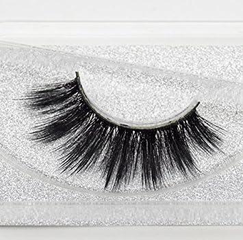 9a7fc217139 Amazon.com : Sophia Beauty Mink Eyelashes 3D MINK False Eyelashes Messy  Cross Dramatic Fake Eye Lashes Professional Makeup Lashes Sophia : Beauty