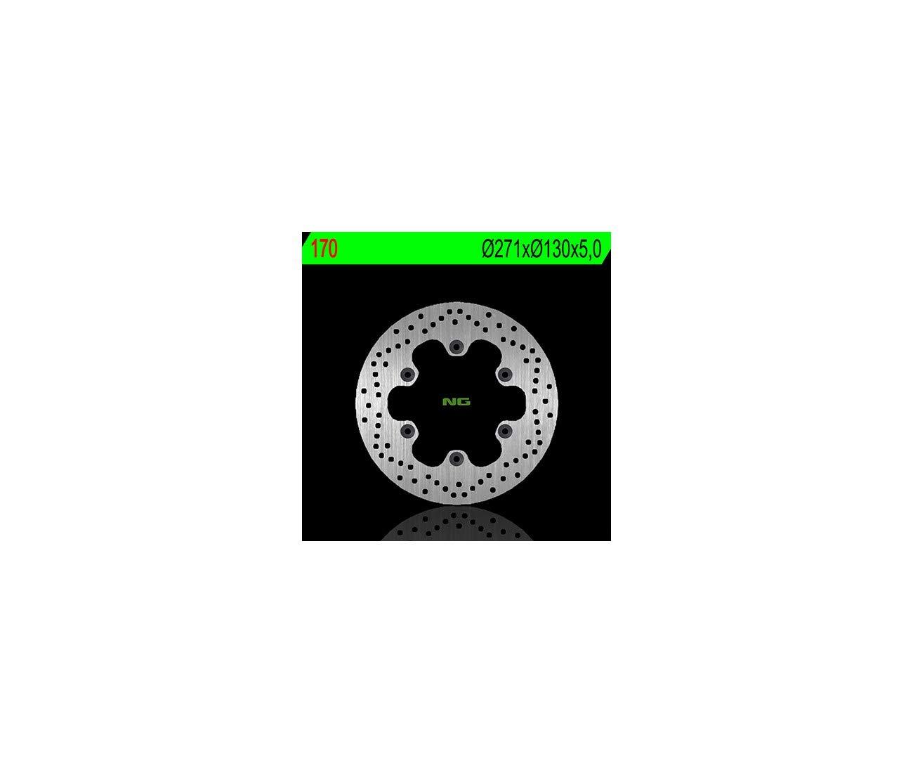 KAWASAKI 1000 GTR-86//91-750 GPZ R-DISQUE DE FREIN AVANT-350154