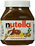 #3: Ferrero Nutella Hazelnut Spread, 26.5 oz. Jar