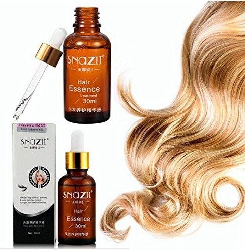 SNAZIIナチュラルハーブヘアケア損失Growth Essence Essential Oil Treatment液体by abcstore99 B014XTB1KG