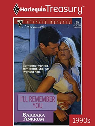 book cover of I\'ll Remember You