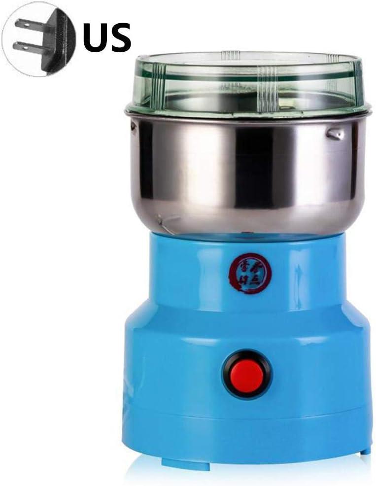 150W Small Food Grinder Grain Grinder,Grinding Machine,Multifunction Smash Machine Coffee Bean Seasonings Electric Milling Machine Grinder