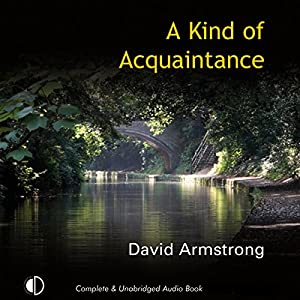 A Kind of Acquaintance Audiobook