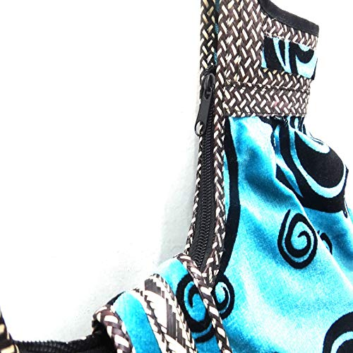 Amazon.com: GSC Moda Wayuu Women Handbag Ethnic Hand Woven Bag Handmade: Jewelry