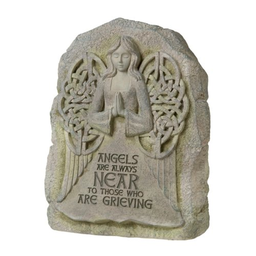 avement Stone - Angels Always Near (Classic Carved Plaque)