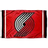 WinCraft NBA Portland Trailbazers 3x5 Banner Flag