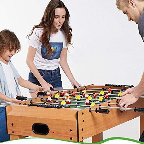 Qazxsw Futbolín Máquina, Partido Ocio Juego de Mesa para Adultos ...