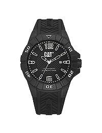 Caterpillar K112121132 Reloj para Hombre, Black