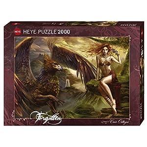 Heye Spz2000 Ortega Eagle Queen Puzzle Standard 29726