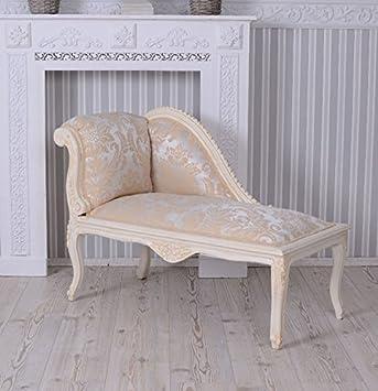 Baroque Sofa Antique Couch Retro Salon Sofa Recamiere Shabby