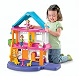 Fisher-Price My First Dollhouse