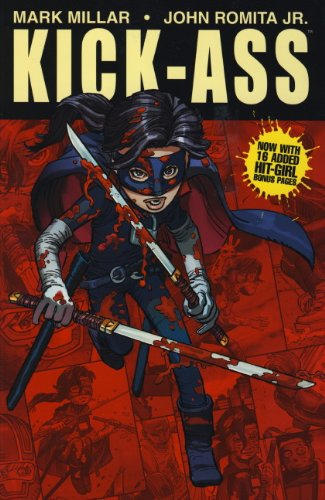 Kick-Ass (Hit Girl Cover)