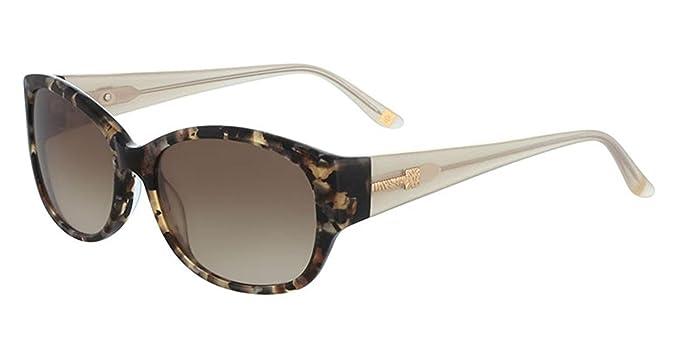 d36a5e291fa4 Sunglasses Anne Klein AK7034 AK 7034 Mocha Tortoise at Amazon Men s ...