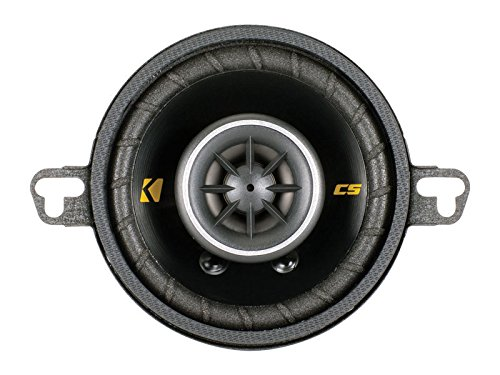 Kicker CS35 - car speakers (2-way, Neodymium, Polypropylene, 80 - 20000 Hz)