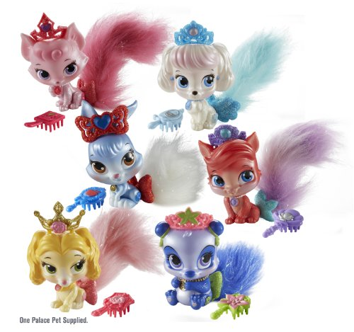 Unbekannt Disney Princess Palace Pets Furry Tail Friends Assortment Amazonde Spielzeug