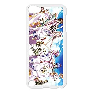 aria iPod Touch 5 Case White PSOC6002625628656