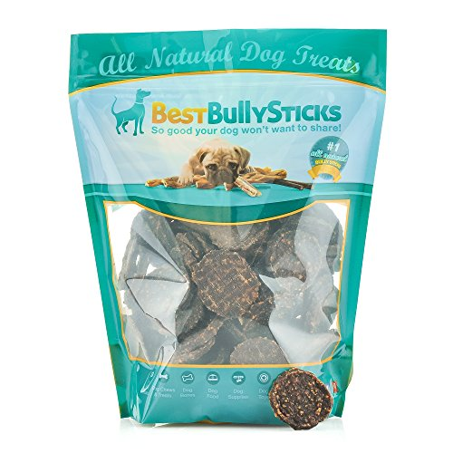 Gourmet Duck Sticks - Best Bully Sticks Gourmet Duck, Pear, Lentil Superfood Jerky Dog Treats by (Duck)