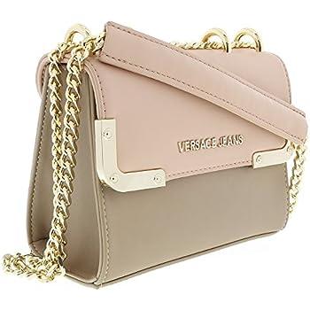 2344f7b88907 Amazon.com  Versace EE1VRBBV1 Powder Blue Crossbody Bag for Womens ...