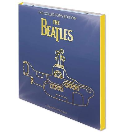 Calendario de pared 2020 The Beatles Yellow Submarine ...