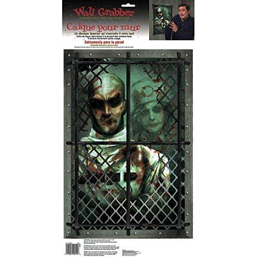 Asylum Halloween Wall Grabber -