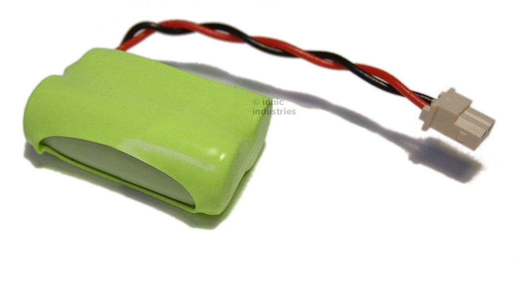 Batería de repuesto de la juego de accesorios para Motorola MBP13 y de la MBP16 para bebés pantalla de GP BATTERY
