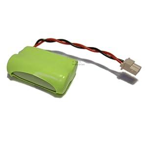 Batterie Pour Motorola MBP13 et MBP16 Écoute-bébé Babyphone 2,4V 400mAh