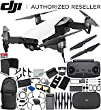Cheap DJI Mavic Air Drone Quadcopter (Arctic White) 1-Battery Ultimate Bundle
