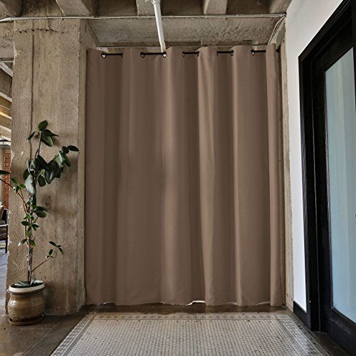 RoomDividersNow Premium Heavyweight Room Divider Curtain