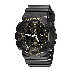51ToFcYYSvL. SS300  - Casio Men's GA-100CF-1A9CR G-Shock Camouflage Watch With Black Resin Band