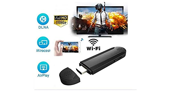 TANG-1 WiFi dongle Receptor Wi-Fi 1080P HDMI TV Miracast DLNA Airplay para iOS/Android/Mac: Amazon.es: Deportes y aire libre