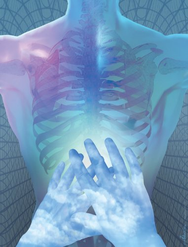 Medical Art Healing, Bodywork, Massage Therapy, Physical Therapy, Chiropractic Poster &