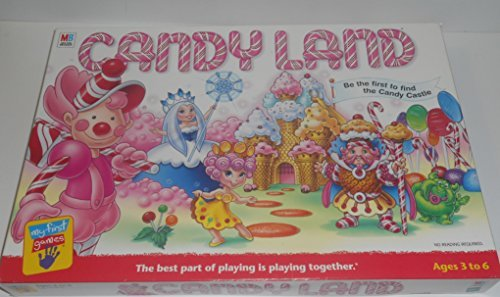 (Candy Land Candyland Board Game 1999 Edition)