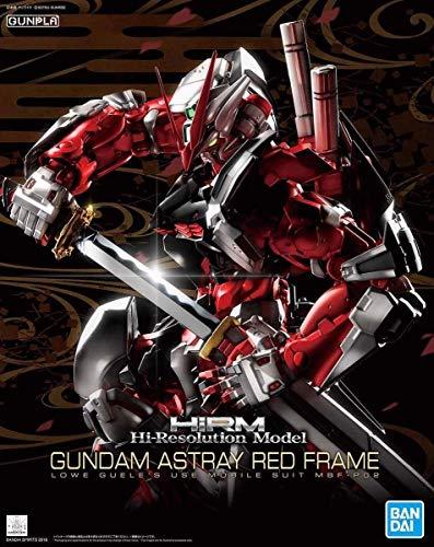 Astray Gundam Frame Red - Bandai Hobby Hi-Res 1/100 Gundam Astray Red Frame ''Gundam Seed Astray'' Model Kit