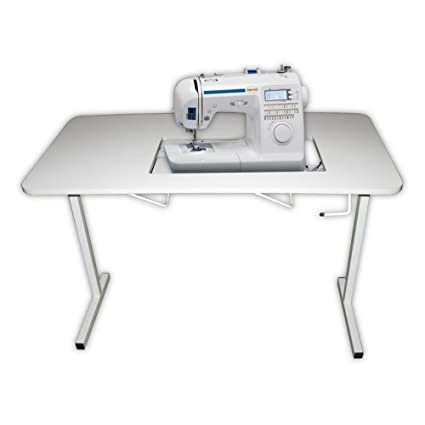 Charmant Sullivans Folding Sewing Table