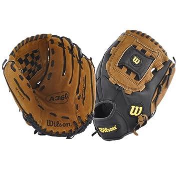 7691854551894 Wilson A360 - Guante de béisbol (30