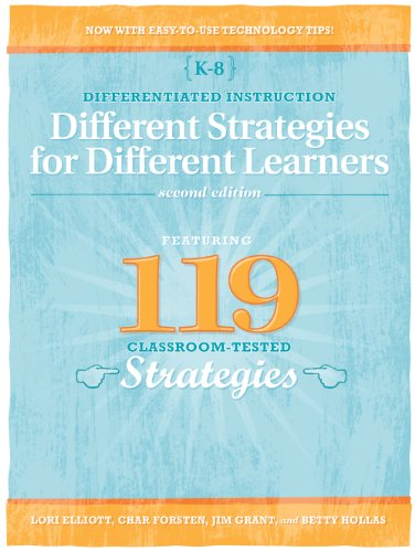 Differentiated Instruction 2nd Ed.