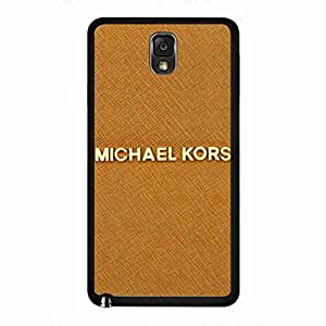 Michael Kors(MK) Logo Luxury Brand Back Cover,Michael Kors Personalized Case Cover,Samsung Galaxy Note 3 Plastic funda