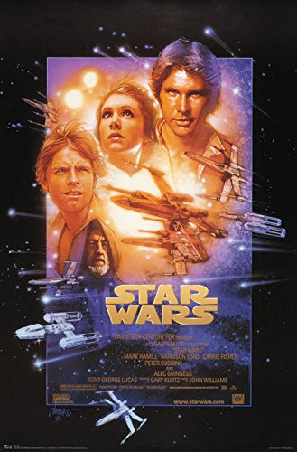Trends International Star Wars Episode 4 Collector's Edition