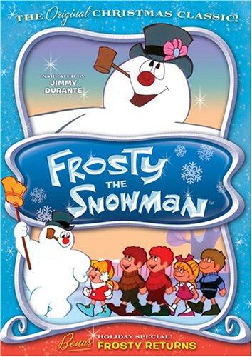 Frosty the Snowman & Frosty Returns (Christmas Rankin Jimmy)