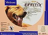 Virbac Effitix Flea/Tick Topical Solution, Large