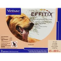 Virbac Effitix Flea/Tick Topical Solution