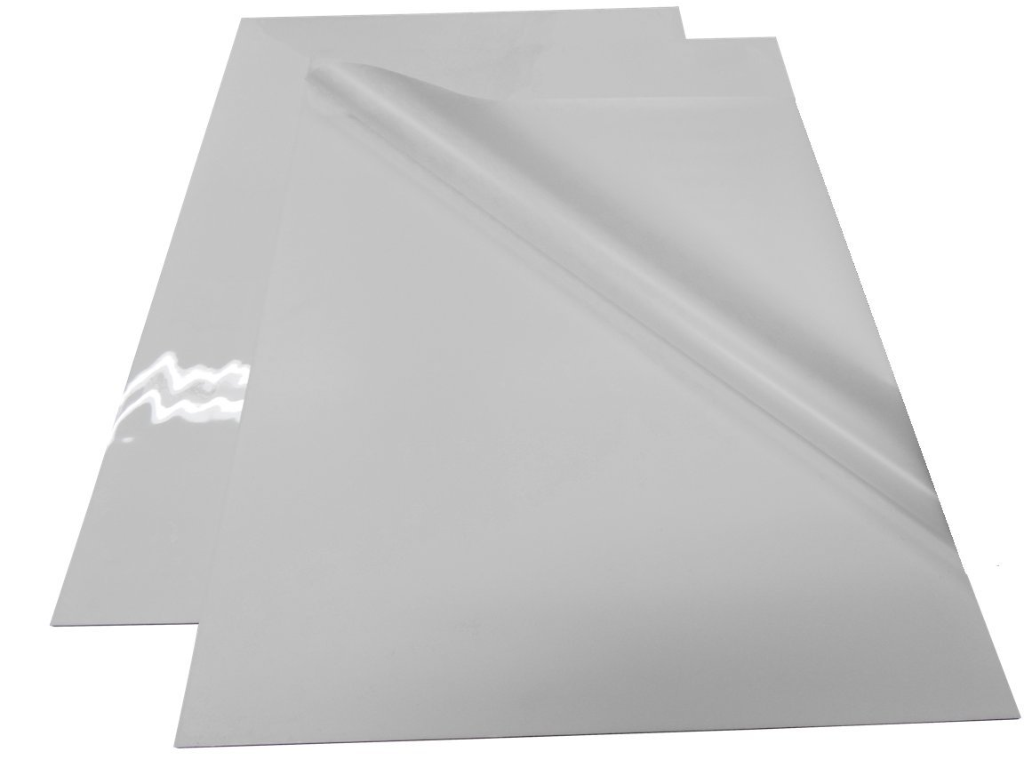 Pouch Board - White Gloss 25''x37'' (10)