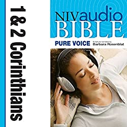 NIV New Testament Audio Bible, Female Voice Only: 1 and 2 Corinthians