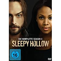Sleepy Hollow - Die komplette Season 3 [5 DVDs]
