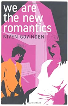 Book We are the New Romantics
