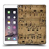Head Case Designs Beethoven Music Sheets Soft Gel Back Case Cover for Apple iPad Air 2