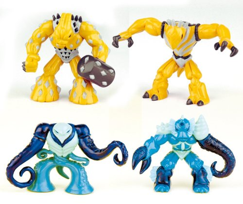 Lord Gheos 4 pack (Style 1)