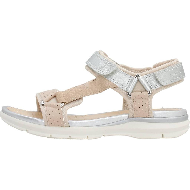 GEOX Sandali e infradito per ragazza, color Bianco sporco, marca, modelo Sandali E Infradito Per Ragazza SUKIE GD Bianco Sporco